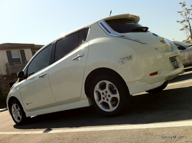 Body Appearance – Exterior – Electric Vehicle Wiki