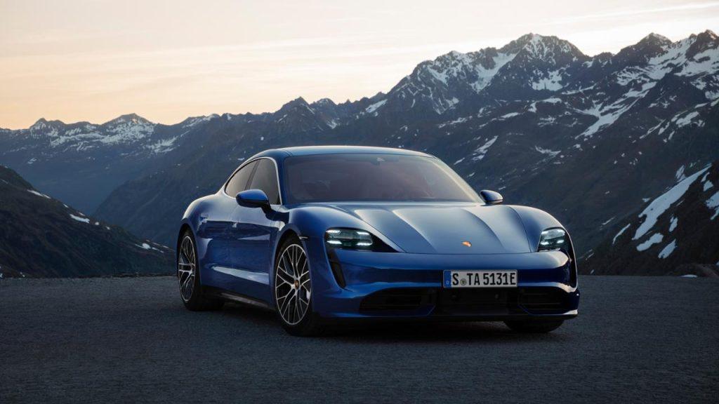 Porsche Taycan Wiki