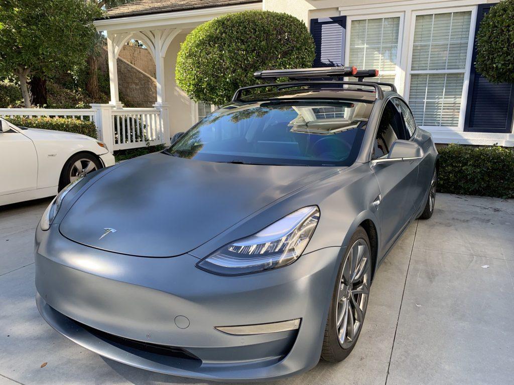 Tesla Model 3 Roof Rack Options Electric Vehicle Wiki